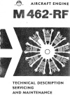 M 462-RF ENGINE MANUAL