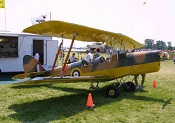 Fisher RS 80 Tiger Moth