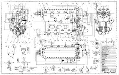 M332AK LOM ENGINE