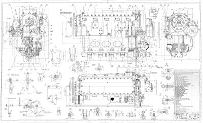 M332C LOM ENGINE