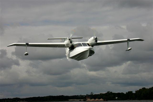 Aerovolga LA-8